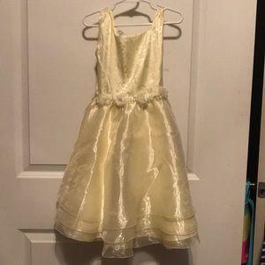Girls Peachy Kids Dress